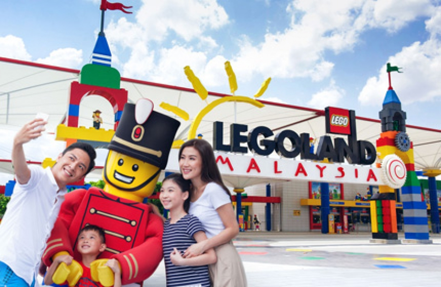 3 Days 2 Nights Family Fun at Legoland