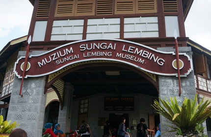 Sungai Lembing Historical Tour