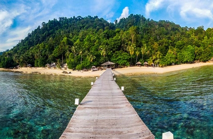 3 Days 2 Nights Tioman Island Water Adventure
